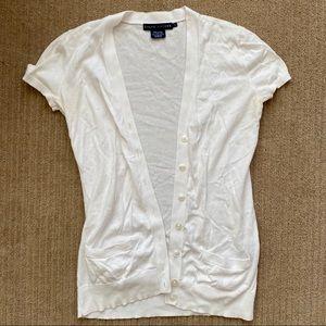 Ralph Lauren Short Sleeved Cardigan